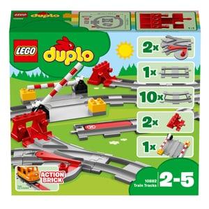 Duplo Eisenbahn Schienen 10882