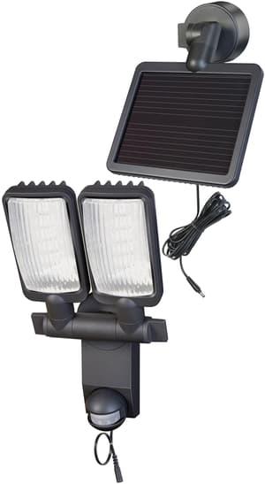 Lampe solaire à LED DUO Premium SOL LV1205 P2 IP 44 avec détecteur infrarouge