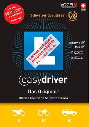 easydriver 2021/22 [Kat. A/A1/B] [PC/Mac] (D/F/I/E)