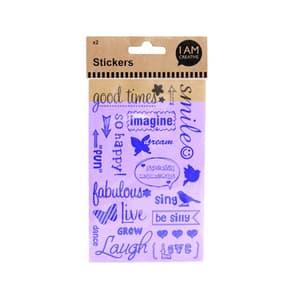Sticker naturali