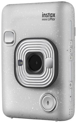 Instax Mini LiPlay Stone White