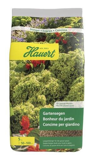 Gartensegen, 5 kg