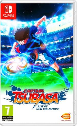 NSW - Captain Tsubasa: Rise Of New Champions