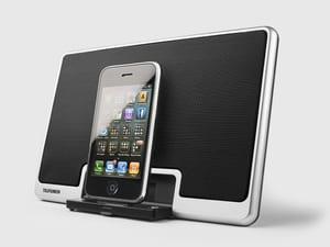 Telefunken iP 50 hautparleur MP3