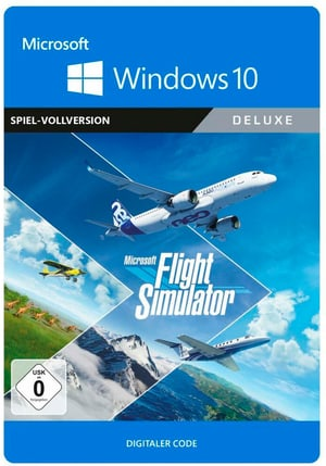 Flight Simulator 2020 Deluxe Edition