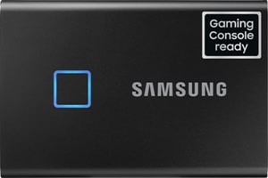 SSD T7 Touch portable 1 TB / CHF 50.- Samsung Cashback