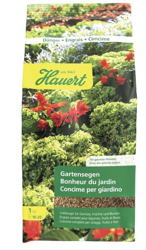 Gartensegen, 1 kg