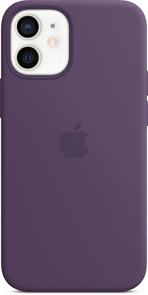 iPhone 12 mini Silicone Case MagSafe Amethyst
