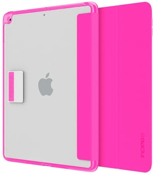 "Octane Pure Folio Case for Apple iPad 9.7"" clear/pink"