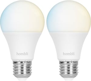 Smart Bulb E27 (9W) CCT - Promo Pack 1+1 Free