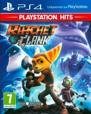 PS4 - PlayStation Hits: Ratchet & Clank D
