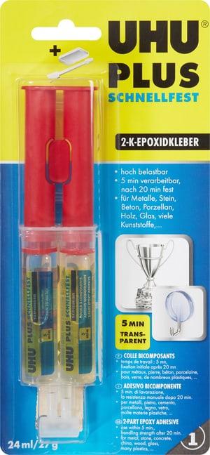 Colla di resina epossidica a 2 componenti Plus schnellfest