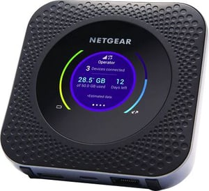 MR1100-100EUS Nighthawk Mobile WLAN Hotspot Router