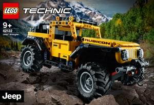 Technic 42122 Jeep® Wrangler