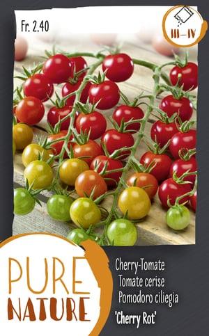 Cherry-Tomate 'Cherry Rot' 0.1g