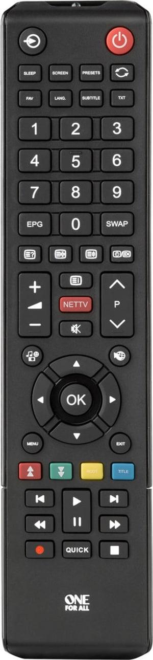 URC1919 Télécommande de remplacement TV THOSIBA