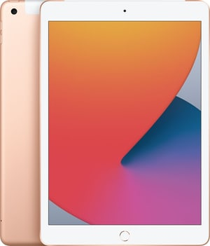 iPad 8th LTE 10.2 128GB gold