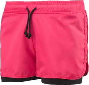 Pantaloncini per bambina 2 in 1