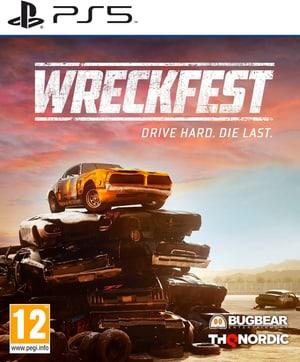 PS5 - Wreckfest F