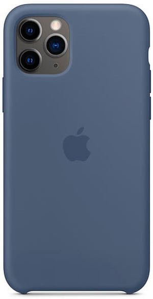 iPhone 11 Pro Silicone Case Blue