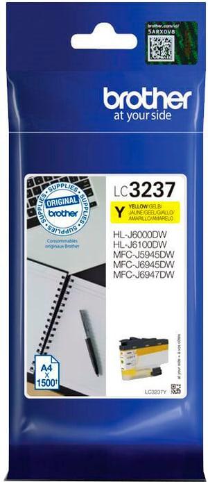 cartuccia d'inchiostro LC-3237Y yellow