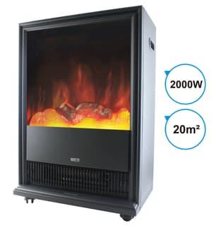 Poêle-cheminée électrique FP-102967