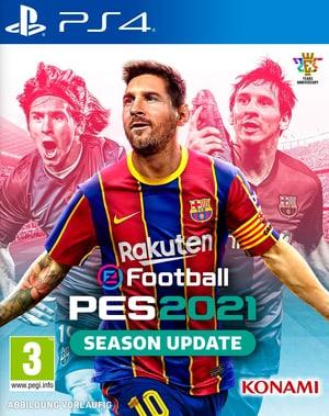 PS4 - eFootball PES 2021 - Season Update D/F
