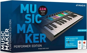 Music Maker Performer Edition 2021 [PC] (D/F/I)