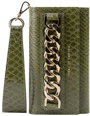 Sac à main avec couverture arrière magnétique Green Snake