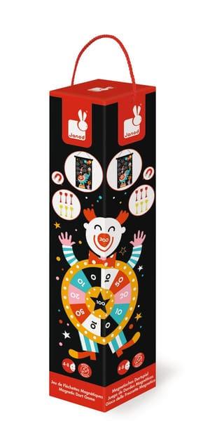 Mag. Dartspiel
