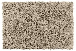 Badteppich Chenille sand, 100% Polyester