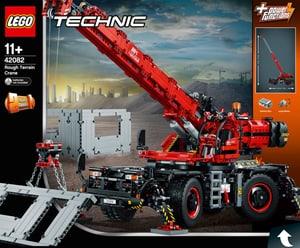 Technic Kranwagen 42082