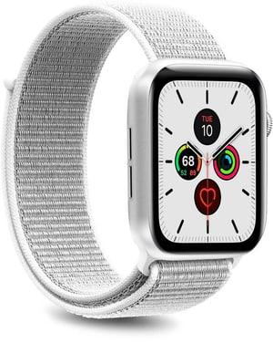 Nylon Wristband - Apple Watch 38-40mm - ice white