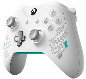 Xbox One Wireless Ctroller Sport White Special Edition