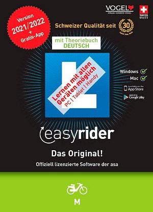easyrider 2021/22 [Kat. M] inkl. Theoriebuch Deutsch [PC/Mac] (D)