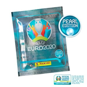 UEFA EURO 2020™ Pearl Edition official sticker collection Sticker
