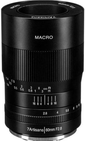 60mm F2.8 Makro Fuji X