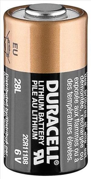 Batterie V28PXL 6V/170mAh 2CR1/3N
