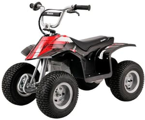 Electric Ride-on Dirt Quad Black