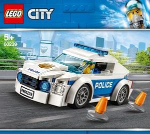 City 60239 Streifenwagen