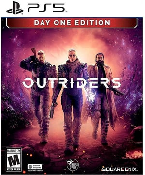 PS5 - Outriders D