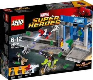 Marvel Super Heroes Action am Geldautomaten 76082