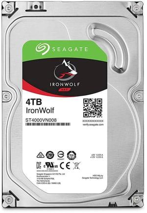 """IronWolf SATA 3.5"""" 4 TB"""