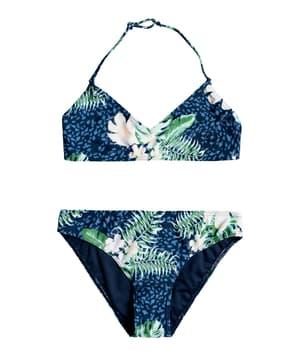 Heaven Wave - Completo bikini con bralette triangolare