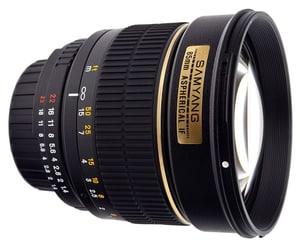 Samyang 85mm / 1.4 IF Aspherical (Nikon)