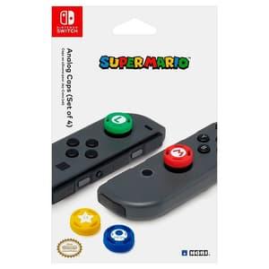 Nintendo Switch - Analog Caps - Super Mario