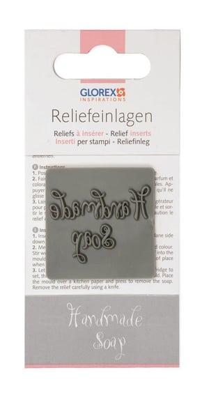 Reliefeinlagen Handmade Soap