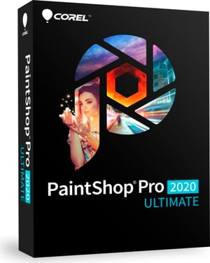 Corel PaintShop Pro 2020 Ultimate WIN, Voll