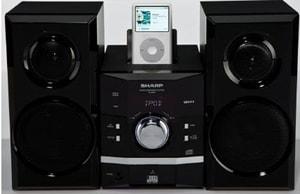 L- Sharp XL-DV100NH