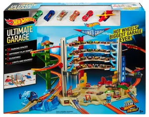 Hot Wheels Megacity Parkgarage
